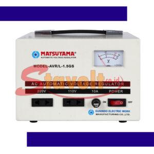 Stavolt Matsuyama AVR 1,5 GS