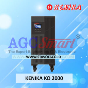Kenika UPS ONLINE KO-2000, True On-Line, Sine Wave
