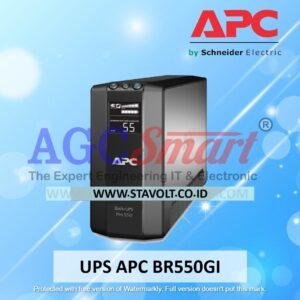 APC Power-Saving Back-UPS Pro 550 BR550GI