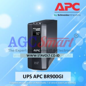 UPS APC 900VA LCD – BR900GI LCD