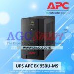 APC Back-UPS 950VA BX950U-MS