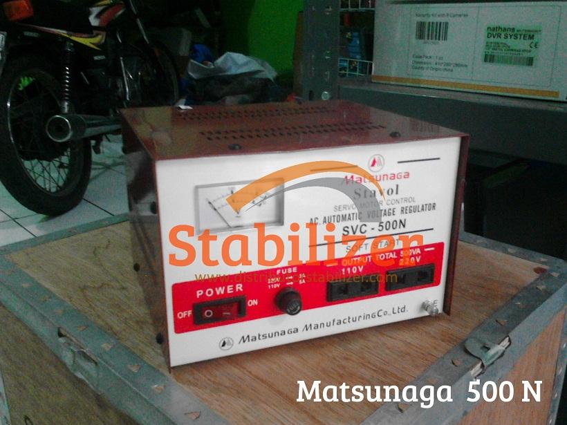 Stabilizer Matsunaga 500VA