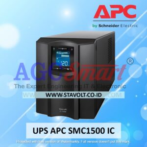 UPS APC Smart UPS 1500VA LCD – SMC1500IC