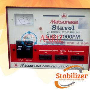 Stavolt Matsunaga Jepang 2000 FM