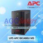 APC Back-UPS 1400VA BX1400U-MS
