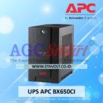 APC Back-UPS 650VA BX650CI-MS