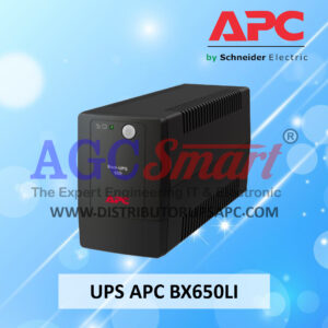 APC Back-UPS BX650LI-MS