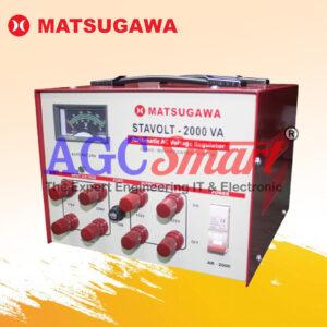 Stavolt Matsugawa 2000VA
