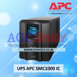 UPS APC Smart UPS 1000VA LCD – SMC1000IC