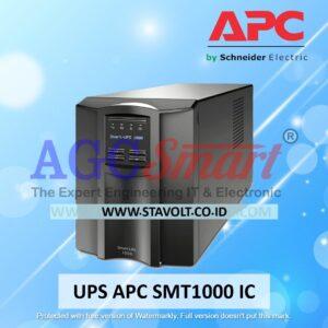 UPS APC Smart UPS 1000VA LCD – SMT1000i