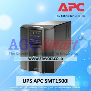 UPS APC Smart UPS 1500VA LCD – SMT1500i